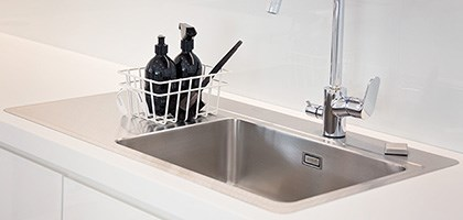 The sink matters – how to choose the correct sink for your kitchen