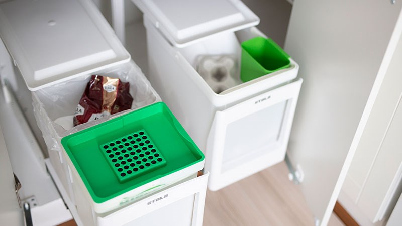 Best in test - smart waste sorting with the EkoLine product range