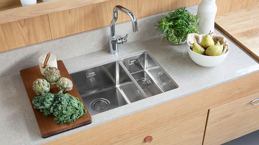 NEW! Modern and spacious Lagom sinks - 13 different models