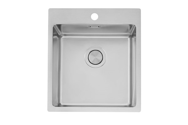 LAGOM-T40 modern kitchen sink with tap area