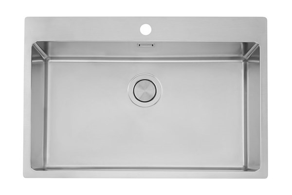 LAGOM-T71 big kitchen sink with tap area
