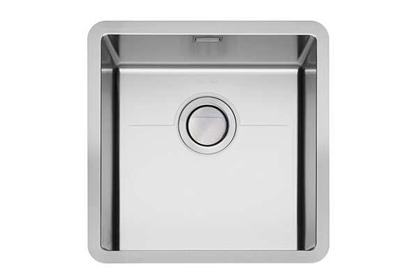 Max MX-40 design sink with MONOedge